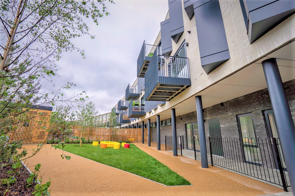 Residential Development, Barns Road, Cowley, Oxford ...