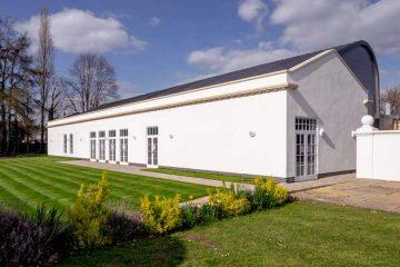 New Training Centre CTC Frimley