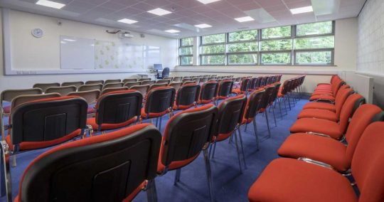 Godalming College Teaching Room
