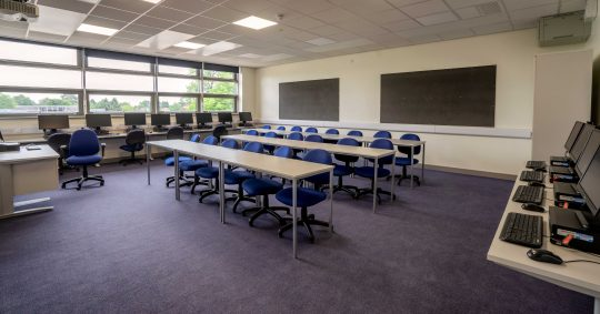 Godalming College Clasroom