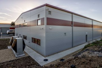 Buckfast New Distribution Centre Weyhill
