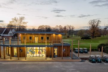 Frilford Heath Golf Club Reception