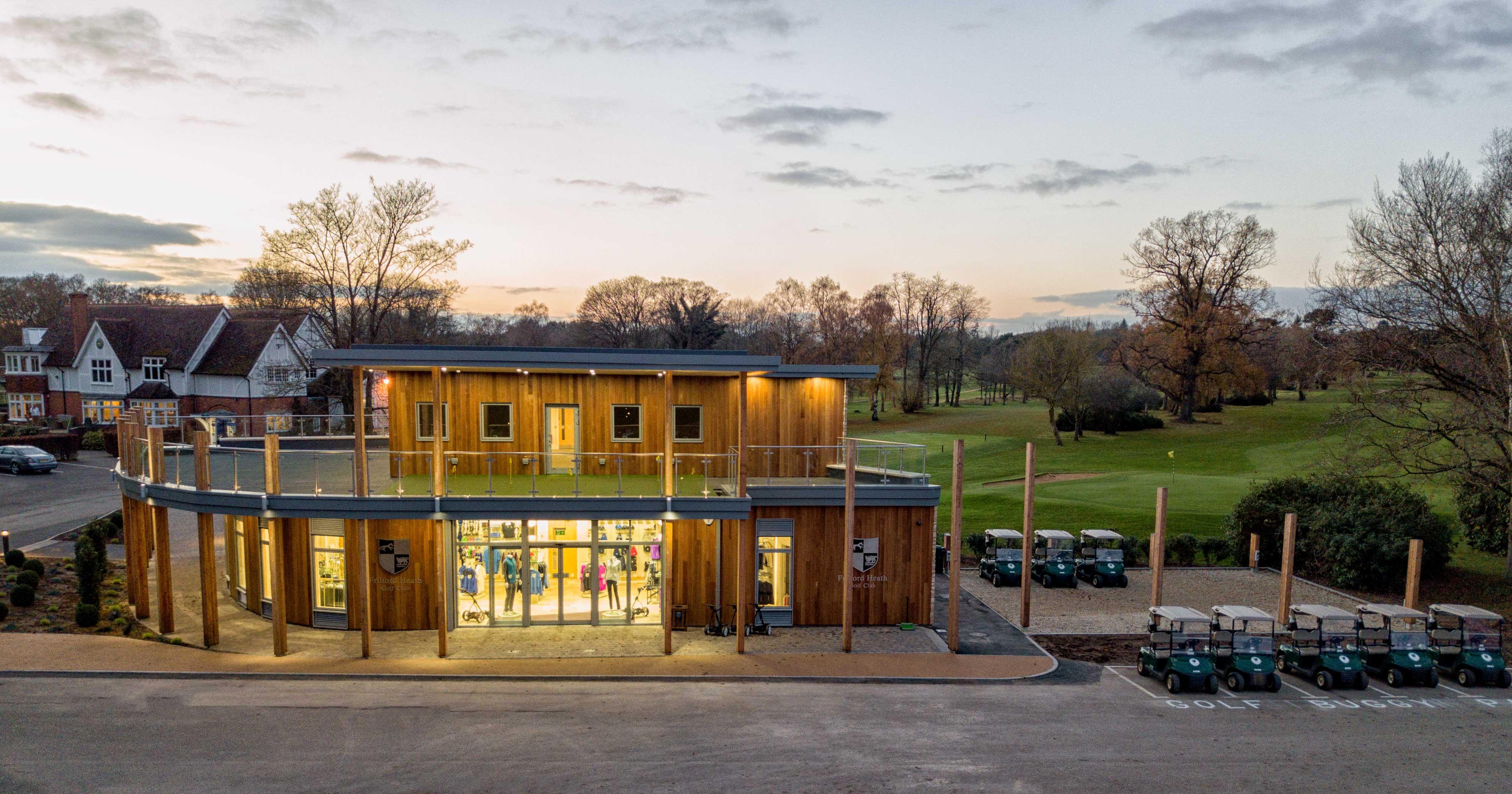 Frilford Heath Golf Club Reception
