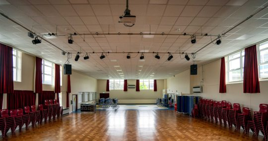 Warblington School Internal