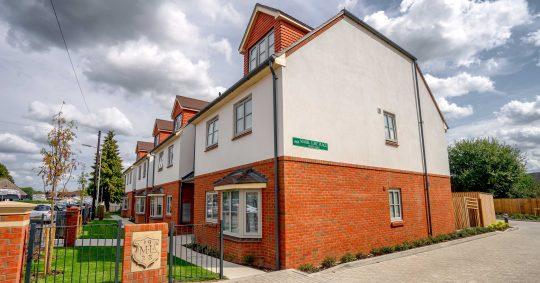 Mabel Luke Place Mill Lane