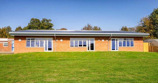 The Castle School Extension