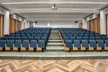 Abbey School Lecture Theatre Refurbishment