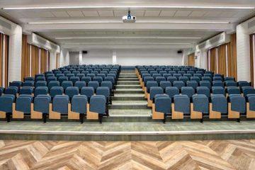 Abbey School Lecture Theatre Refurbishment