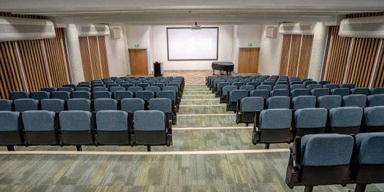 The Abbey School Lecture Theatre Refurbishment