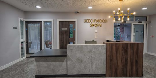 Beechwood Grove Reception