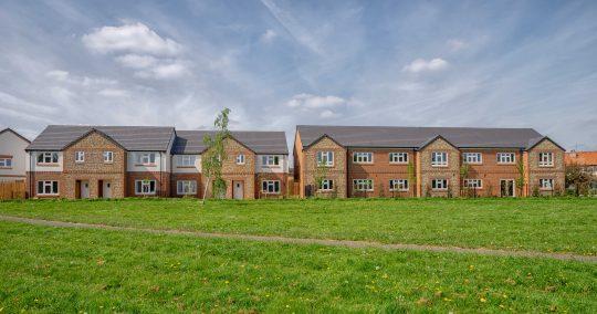 Brill House External