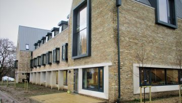 Project Completion: St Edwards School, Cooper Lodge