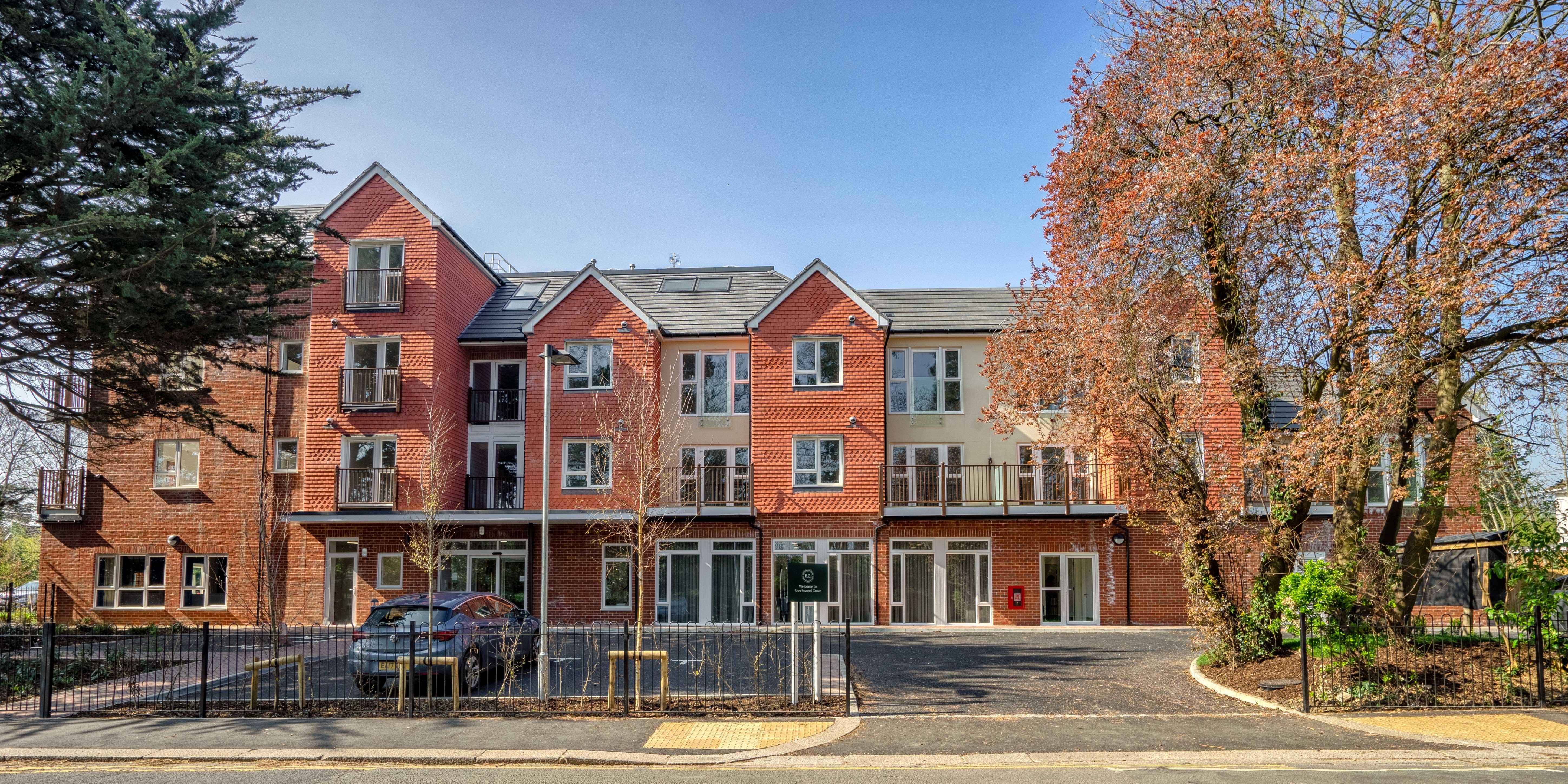 Beechwood Grove Front External