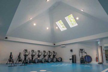 Flint House Gym Extension