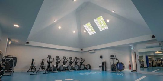Flint House Gym Extension