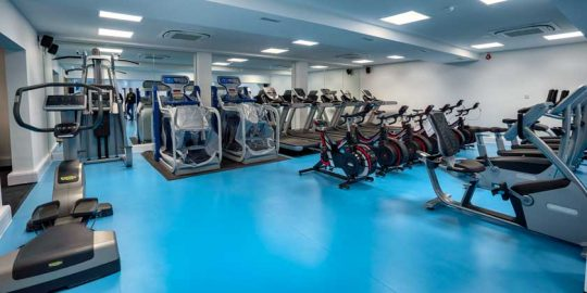 Flint House Gymnasium Refurbishment