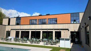 Project Completion: Family Building, Foxhills Country Club, Ottershaw