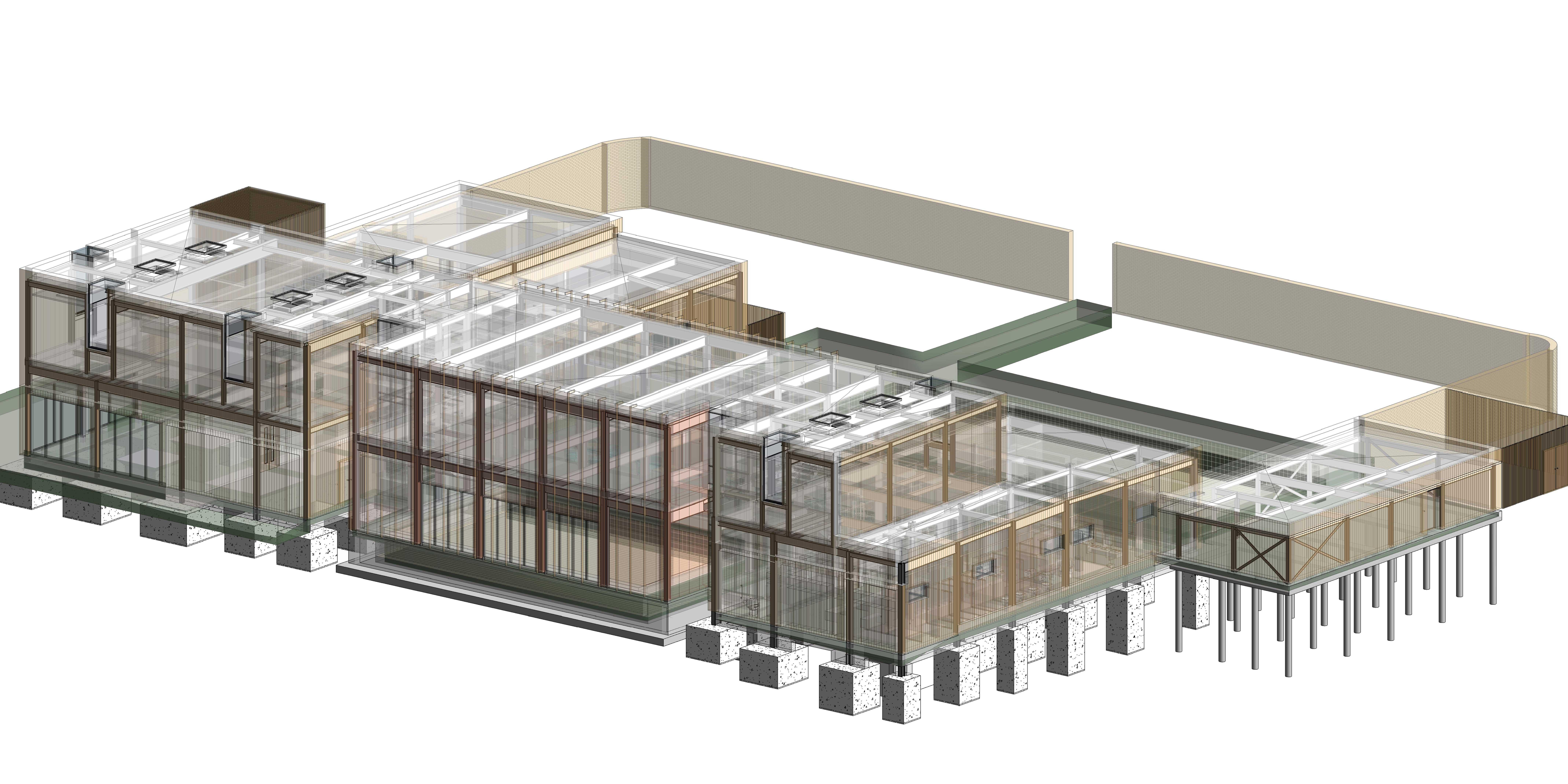 Foxhills Combined Model