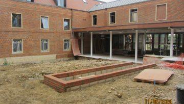 Project Update: Radley College, L Social