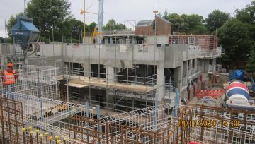 Project Update: Charterhouse School