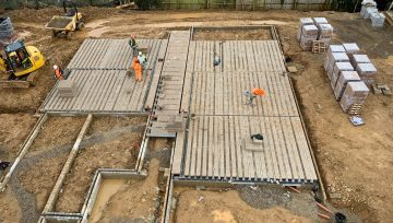 Progress Update: 31 Dwellings, Blenheim Court, Sycamore Drive, Carterton